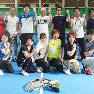 2015初心者交流テニス大会